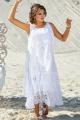 Платье Vittoria Queen 12023 белый