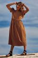 Платье Golden Valley 4722 бежевый