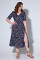 Платье Liona Style 792 тюльпаны