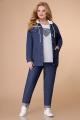 Брюки, Туника, Куртка Svetlana-Style 1569 темно-синий