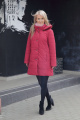 Пальто Bugalux 460 170-марсала