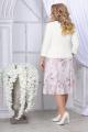 Женский костюм Ninele 5839 чайная-роза