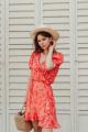 Платье Mirolia 923 красный