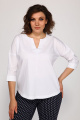 Блуза Klever 3016 белый