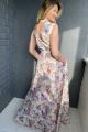 Платье Pavlova 006 сирень