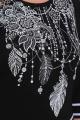 Платье Basagor 526 черный