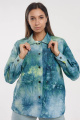 Жакет Madech 212285 синий,зеленый