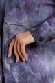Жакет Madech 212285 черный,фиолетовый