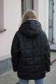 Куртка Sisteroom ККД-009 черно-белый
