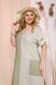Платье Liliana 944N олива