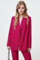 Женский костюм PiRS 1280 ягодный-молочный