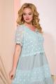 Платье Liliana 956N аква