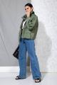 Куртка Beautiful&Free 4057 хаки