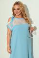 Платье Michel chic 2063 голубой