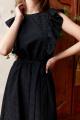 Платье KRASA 208-21 черный