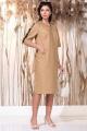 Платье Faufilure С1158 кэмел
