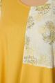 Платье Koketka i K 858 желтый