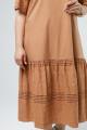 Платье Pretty 1980 коричневый