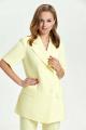 Женский костюм TEZA 2653 желтый