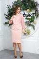 Жакет, Платье Anastasia 545 ч.роза