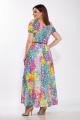 Платье LaKona 1379 мультиколор