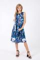 Платье Daloria 1570 голубой