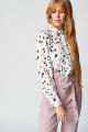 Блуза Almirastyle 138 белый