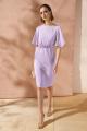 Платье Nelva 5906 лаванда