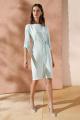 Платье Nelva 5920 мятный
