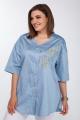 Рубашка ELLETTO 3491 голубой