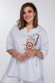 Рубашка ELLETTO 3482 белый