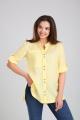 Блуза MALI 621-064 светло-жёлтый