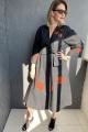 Платье Pavlova 116/маки