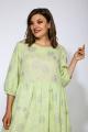 Платье Anastasiya Mak 884 салатовый