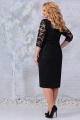Платье Ninele 5753 черный