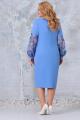 Платье Ninele 5817 небесный