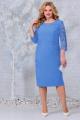 Платье Ninele 5848 небесный