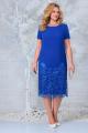 Жакет, Платье Ninele 5854 василек