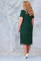 Жакет, Платье Ninele 5854 изумруд