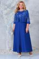 Блуза, Платье Ninele 7333 василек