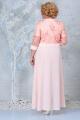 Блуза, Платье Ninele 7333 пудра