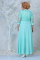Блуза, Платье Ninele 7333 светло-зеленый