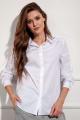 Рубашка Nova Line 20293 молочный