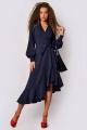 Платье PATRICIA by La Cafe NY15046 темно-синий