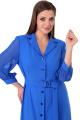 Платье Мишель стиль 977/1 лазурный