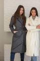 Пальто Sisteroom ПДД-045 графит