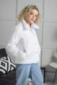 Куртка Sisteroom КД-013 белый