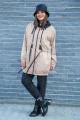 Куртка Lady Secret 6318 пудра