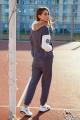 Спортивный костюм Butеr 2267 антрацит