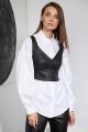 Рубашка Butеr 2002 белый